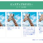 【HB】ピックアップカテゴリー